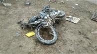 ट्रक ने बाइक चालक को रौंदा, मौत