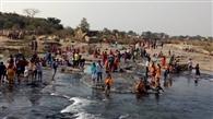 महिलाओं ने लिया मिरगी चिगड़ा मेला में वनभोज का आनंद