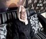 राजस्थान में 97 साल की बुजुर्ग महिला बनी सरपंच, राज्य में पहली बार ईवीएम से चुने गए सरपंच
