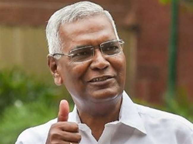 CPI Leader D Raja attacks and said country going through economic ...