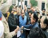 CGST की शिकायत पर चार नामजद व 70 अज्ञात पर केस, थाने में घुस व्यापारियों ने पुलिस को दिया अल्टीमेटम