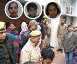 लखनऊ में दो बच्चोंं और पत्नी की हत्या के बाद पति ने भी लगाई फांसी Lucknow news