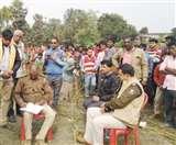 समस्तीपुर में युवक की हत्या, बोरे में बांधकर आलू के खेत में फेंका शव Samastipur News