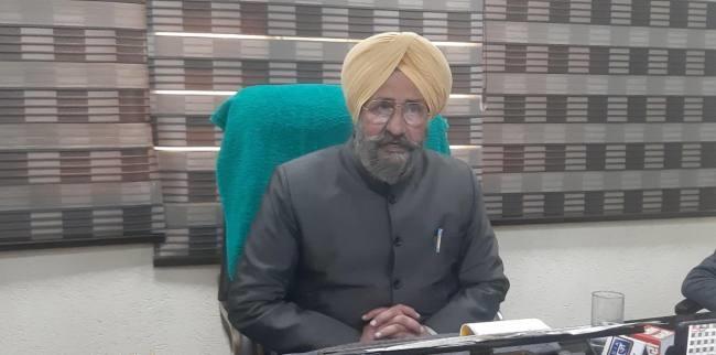 District Planning Board Chairman Jagroop Gill resigns - Punjab Bhatinda Politics News