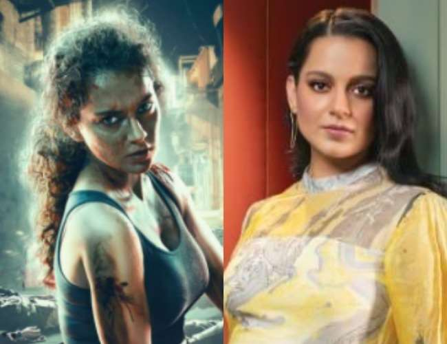 Dhaakad First Look: Kangana Ranaut Starring 'Dhaakad' first look poster out.