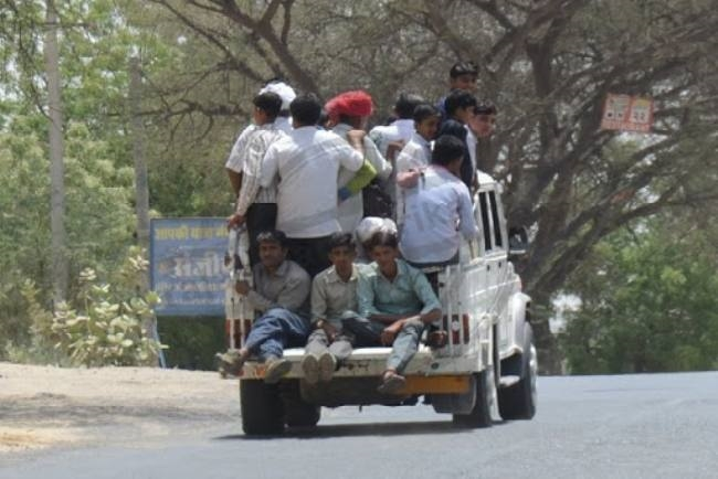अवैध रूप से दौड़ रहे वाहनों पर आज से शिकंजा कसेगा