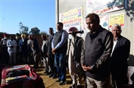 एसोसिएशन ने दी पुलवामा हमलें के शहीद सैनिकों श्रद्धांजलि