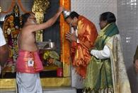 राम मंदिर का इतिहास सुन भावुक हुए उपराष्ट्रपति