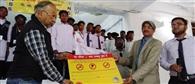 तम्बाकू का सेवन जीवन में लिए हानिकारक : डॉ. बीके सिंह