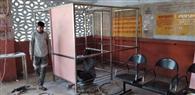 डिपो में महिलाओं के लिए फीडिंग बूथ का निर्माण शुरू