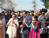 किसानों के बीच पहुंचींं राज्यपाल, जैविक खेती पर दिया जोर Moradabad News