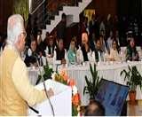 प्री-बजट बैठक में विधायकों ने रखी आमजन की तकलीफ, सीएम बोले चिंता न करो सब बढिय़ा होगा