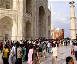 ताजमहल देखने 24 को आना है आगरा तो बेहतर है बदल दीजिए इरादा Agra News