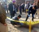 सिर पर पत्थर मारकर रिक्शा चालक की बेरहमी से हत्या, वजह जानने में जुटी पुलिस Ludhiana News