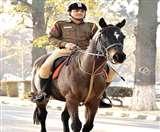 घुड़सवारी के शाैक से चंडीगढ़ पुलिस में मनीष काे मिला प्रमाेशन, अब तक जीत चुके हैं 14 मेडल Chandigarh News