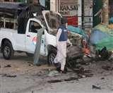 पाकिस्तान में खैबर बख्तुन्ख्वा प्रांत में IED ब्लास्ट में एक पुलिसकर्मी की मौत, दो घायल