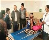 विधायक राजिंदर बेरी ने सिविल अस्पताल के गायनी वार्ड का किया दौरा, खामियां मिलने पर भड़के Jalandhar News