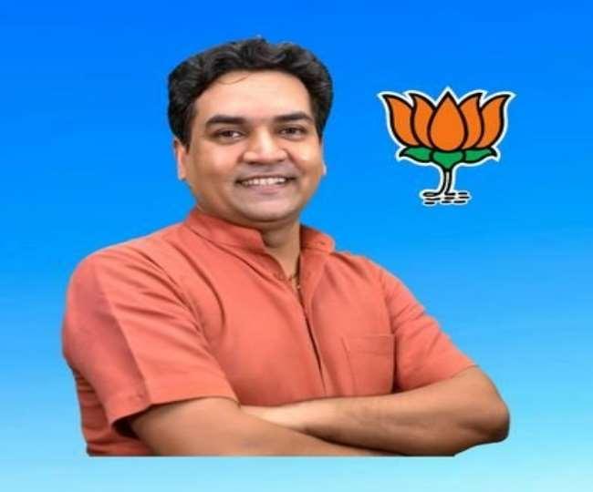 दिल्ली के पूर्व मंत्री और भारतीय जनता पार्टी के नेता कपिल मिश्रा की फाइल फोटो।