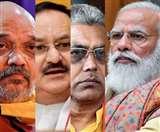 जानें भाजपा के कौन कौन से दिग्गज बंगाल में पार्टी की रणनीति को अंजाम दे रहे हैं...