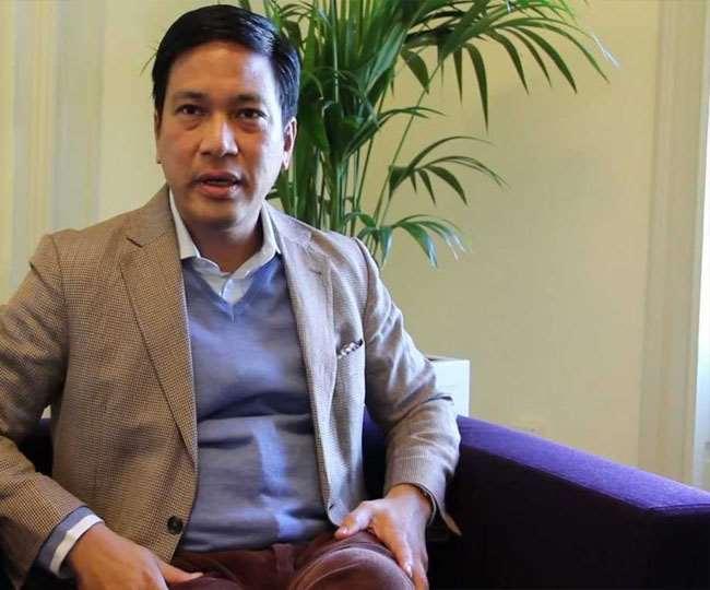 इतिहासकार और लेखक हैं थांट मिंट यू