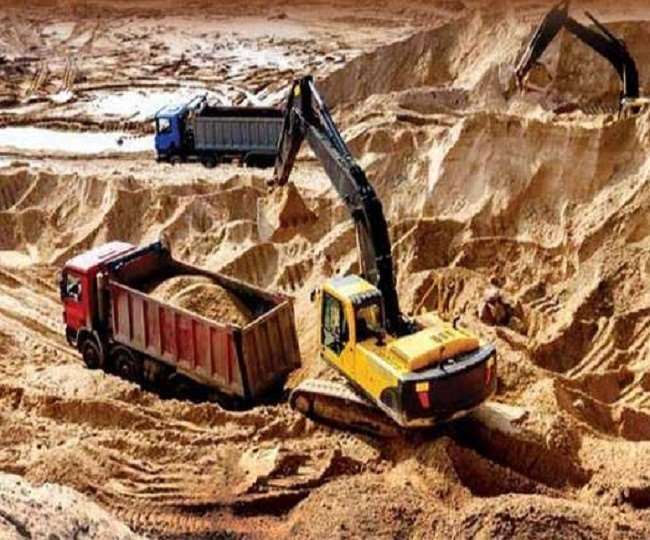 Mining industry will start in UP on April 20 arrangements will be made to  protect against Corona