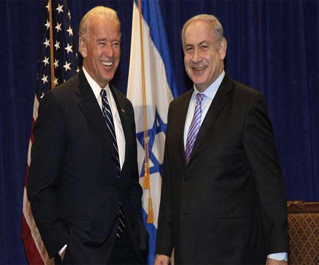 बाइडन ने इजरायल को दी हथियार खरीद सौदे को मंजूरी