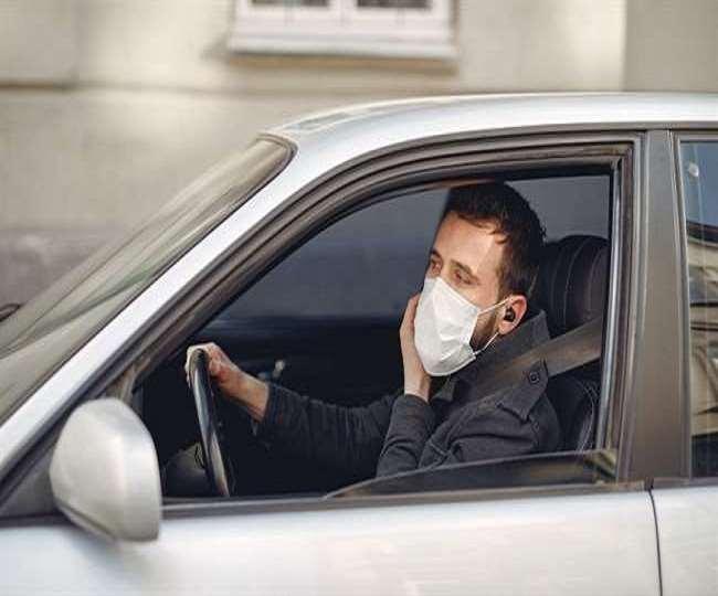 मास्क हटाया तो चलती कार में ही कट जाएगा चालान, यकीन नहीं आ रहा तो पढ़ें- यह स्टोरी