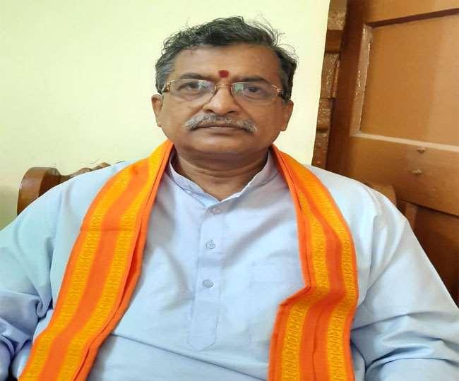 VHP News, Bengal Violence, Jharkhand News विहिप के केंद्रीय महामंत्री मिलिंद परांडे।