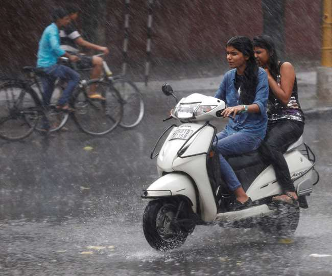 दिल्ली में नए पश्चिमी विक्षोभ का असर देखने को मिल रहा