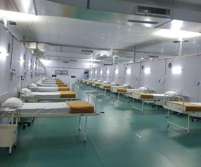 आइडीपीएल स्थित राइफलमैन जसवंत सिंह अस्पताल में अब फंगस मरीजों का भी होगा इलाज।