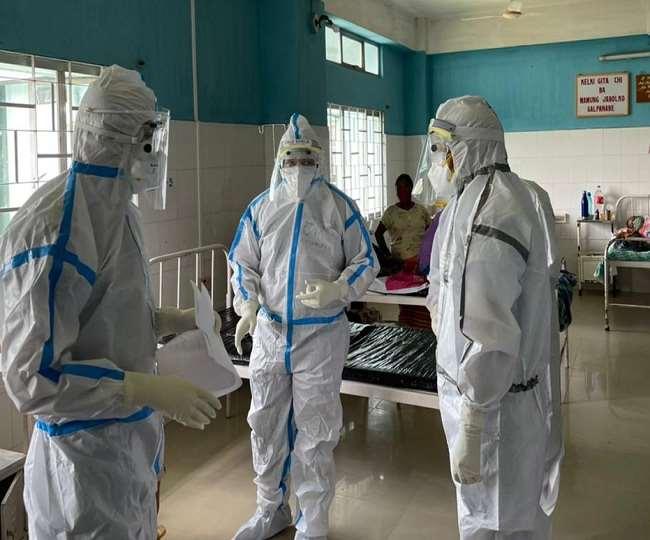 मेघालय के मासूमों पर कोविड-19 का कहर, अब तक 17 बच्चों की गई जान