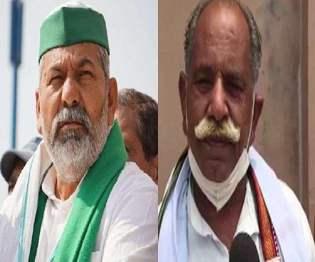 Kisan Andolan: राकेश टिकैत पर यूपी के किसान नेता का बड़ा आरोप, कहा- बंगाल गए थे ममता से पैसे लेने