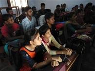 समाज में सेवा कार्य का प्रण लें विद्यार्थी : डॉ. रामपाल