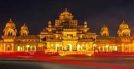 दुर्गापूजा पंडाल : सेक्टर दो सी में नजर आएगा राजस्थान का अलबर्ट म्यूजियम