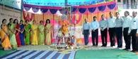 आरएसपी में सोल्लास विश्वकर्मा पूजा संपन्न