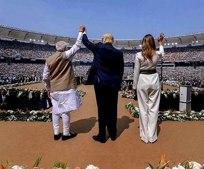 Trump told PM Modi the great leader, said, friendship between the two countries will be deeper