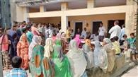 भाजपा राज में कानून व्यवस्था का बुरा हाल : गुलशन