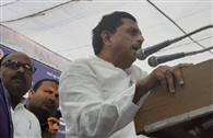 कांग्रेस व सपा के कारण बनी भाजपा सरकार : मुनकाद अली
