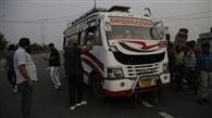 सांबा जिले में सड़कों से गायब रहे यात्री वाहन