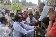 रामनिवास सुरजाखेड़ा के जलपान के लिए लोग अति उत्साहित