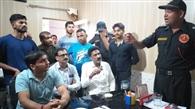 बजरंग दल कार्यकर्ता ने माफी मांगकर भरा जुर्माना