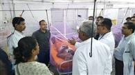 डेंगू पीड़ितों की संख्या 2250 के पार, मिले 140 नए मरीज