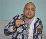 अयोध्या में राम मंदिर प्रभु की इच्छा : मनोज जोशी
