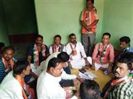 जमीनी स्तर पर भाजपा ने तेज की चुनावी तैयारी