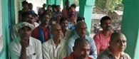 उदाकिशुनगंज में अंकेक्षण टीम ने की जनसुनवाई