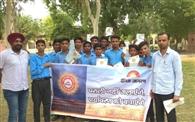 विद्यार्थी बोले, पराली न जलाने के अभियान में बनेंगे सहभागी, आमजन को करेंगे जागरूक
