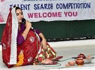 माता हरकी देवी कालेज में प्रतिभा खोज कार्यक्रम आयोजित