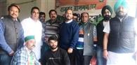 कश्मीर के नाम पर पच्छाद में वोट मांग रही भाजपा : मुकेश
