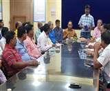 Jharkhand Assembly Election 2019 : भाजपा हुई रेस, सप्ताह भर होंगे ताबड़तोड़ कार्यक्रम Jamshedpur News