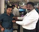 रांची के गोली कांड के विरोध में व्यापारियों ने लगाया काला बिल्ला Jamshedpur News